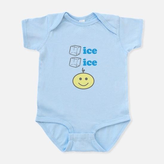 Ice Ice Baby Infant Bodysuit