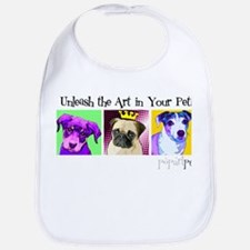 Pop Art Pet Bib