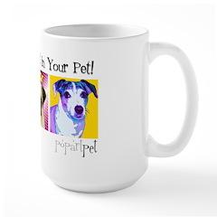 Pop Art Pet Mug
