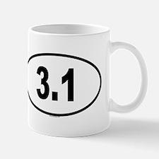 3.1 Mug