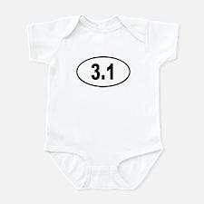 3.1 Infant Bodysuit