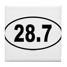 28.7 Tile Coaster