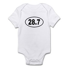 28.7 Infant Bodysuit
