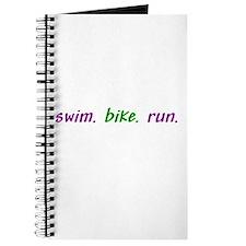 swim.bike.run. Journal