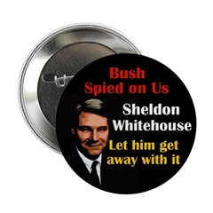 Sheldon Whitehouse Let Bush Get Away With It
