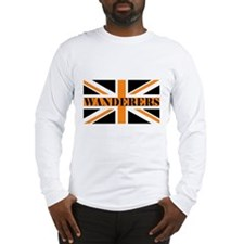 'Wolverhampton Wanderers Union Jack' Long Sleeve T