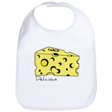 Swiss Cheese Bib