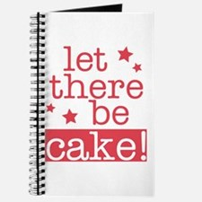 Let There Be Cake! Journal