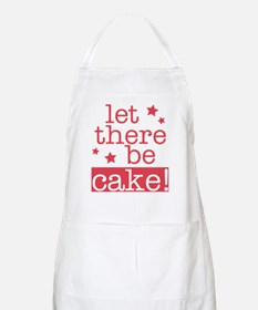 Let There Be Cake! BBQ Apron