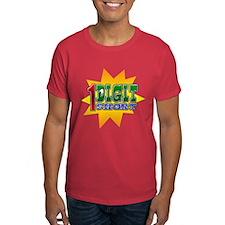 1 Digit Short T-Shirt