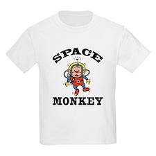 Space Monkey Kids T-Shirt