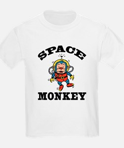 Space Monkey Kids T-Shirt