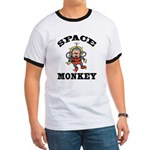 Space Monkey Ringer T