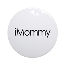 iMommy Ornament (Round)