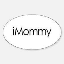 iMommy Oval Decal