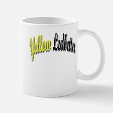 yellow ledbetter Small Small Mug