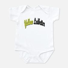 yellow ledbetter Infant Bodysuit