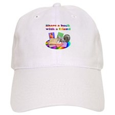 Share Books Baseball Cap