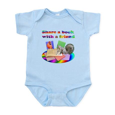 Share Books Infant Bodysuit