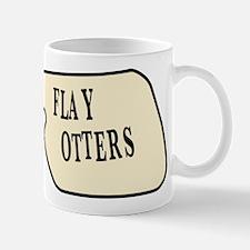Flay Otters Mug