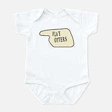 Flay Otters Infant Bodysuit