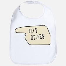 Flay Otters Bib