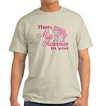 Miss Fisherman Light T-Shirt