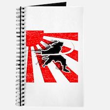 Japanese Samurai Slash Journal