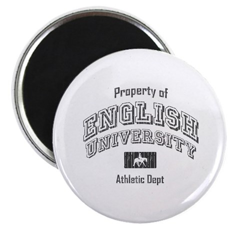 English University Magnet