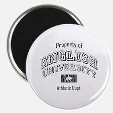 English University Magnet