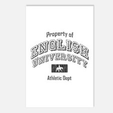 English University Postcards (Package of 8)