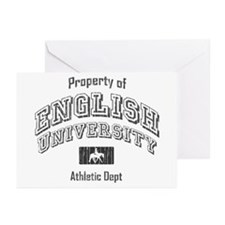 English University Greeting Cards (Pk of 20)