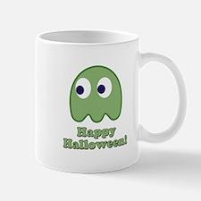 Happy Halloween Ghost Mug