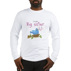 Songbird Big Sister Long Sleeve T-Shirt