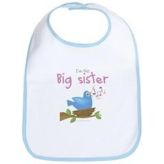 Songbird Big Sister Bib