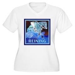 Male Pixel Pleasure Horse T-Shirt