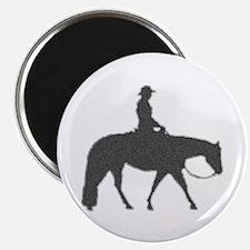 Male Pixel Pleasure Horse Magnet