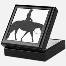 Male Pixel Pleasure Horse Keepsake Box