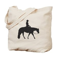 Male Pixel Pleasure Horse Tote Bag