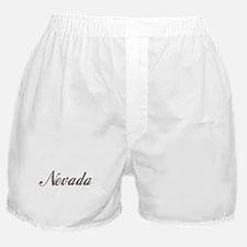 Vintage Nevada Boxer Shorts