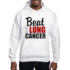 Beat Lung Cancer Jumper Hoody