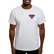 SuperWoman(Pink) T-Shirt