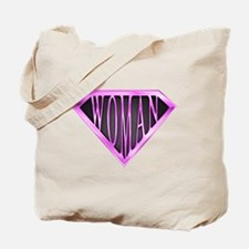 SuperWoman(Pink) Tote Bag
