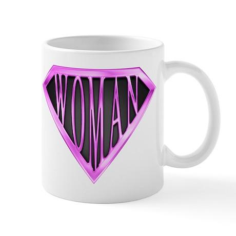 SuperWoman(Pink) Mug
