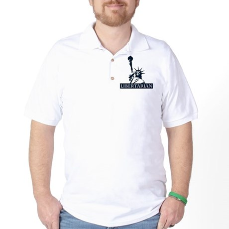 Libertarian Golf Shirt
