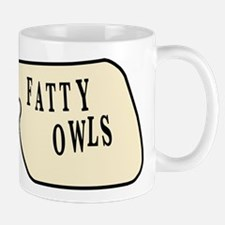 Fatty Owls Mug