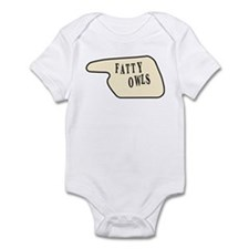 Fatty Owls Infant Bodysuit