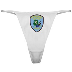 Petersburg Police Classic Thong