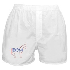 Democrat Boxer Shorts