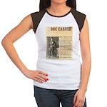 Doc Carver Women's Cap Sleeve T-Shirt